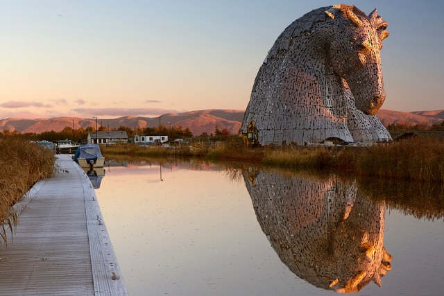kelpies  Tracey Russell