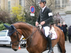 Scott Brash concentré