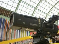 Retransmission Equidia et Eurosport