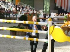 Michel Robert explique la reconnaissance du Grand Prix Hermès