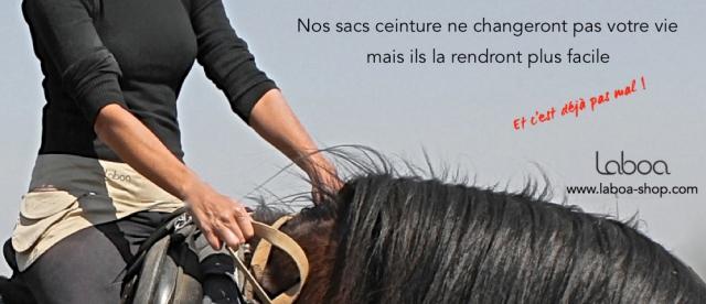 Sac Ceinture Equitation