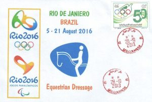 Rio Dressage 2016